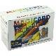 Fargebånd Magicard UR10 Sølv panel-1000 kort