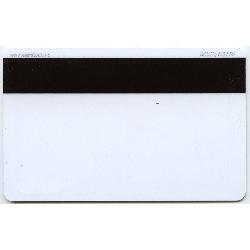Plastkort hvite Hico 2750 + Mifare 1k + Rewrite folie blå