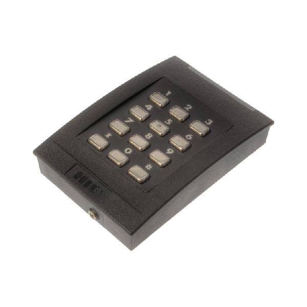 Kortleser HID iClass RK40 med pin, wiegand