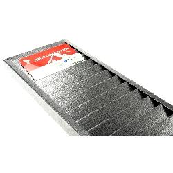 Korthylle 40 kort metall liggende kort