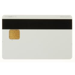 Plastkort hvite Hico 2750 + Chip (CBV MOB)