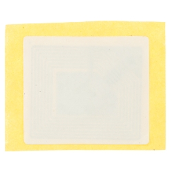 Sticker Mifare 1k  Hvit 30x35 mm etikett på rull