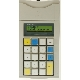 Betalingsterminal Mifare med LCD display (Camptech)
