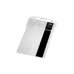 Kortholder til bruk for innstikkleser Vertikal