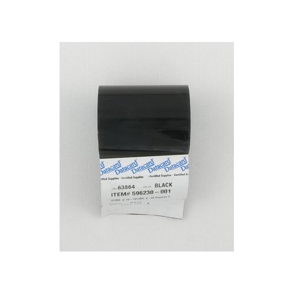 Fargebånd Datacard Sort ICS/ICE,280 (900 kort)