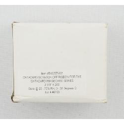 Fargebånd Datacard Skrapefolie ICS