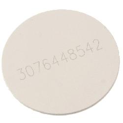 Sticker Mifare 1k 30 mm hvit med serienummer