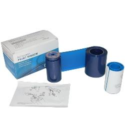 Fargebånd Datacard SD260 ampers SD 360 Mørk blå kit ( 1500 kort)