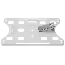 Kortholder Cardkeep2 hvit, Vertikal