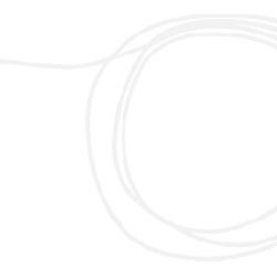 Snor for kortholder hvit