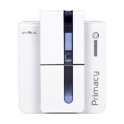 Evolis Primacy Simplex Blå Plastkortprinter med mag koder