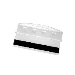 Kortholder til bruk for innstikkleser Horisontal