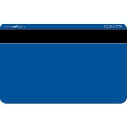 Plastkort blått Hico 2750 + Mifare 1k